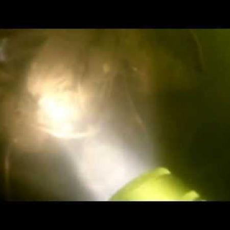 Обследование решеток водозабора Курганской ТЭЦ1